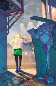 Spider-Gwen #8, copertina di Yasmine Putri