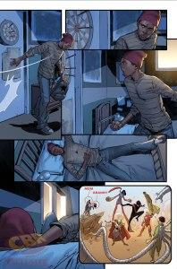 Spider-Man #3, anteprima 03
