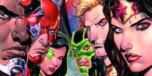 DC Comics: Jim Lee e DiDio spiegano l'identità del progetto Rebirth