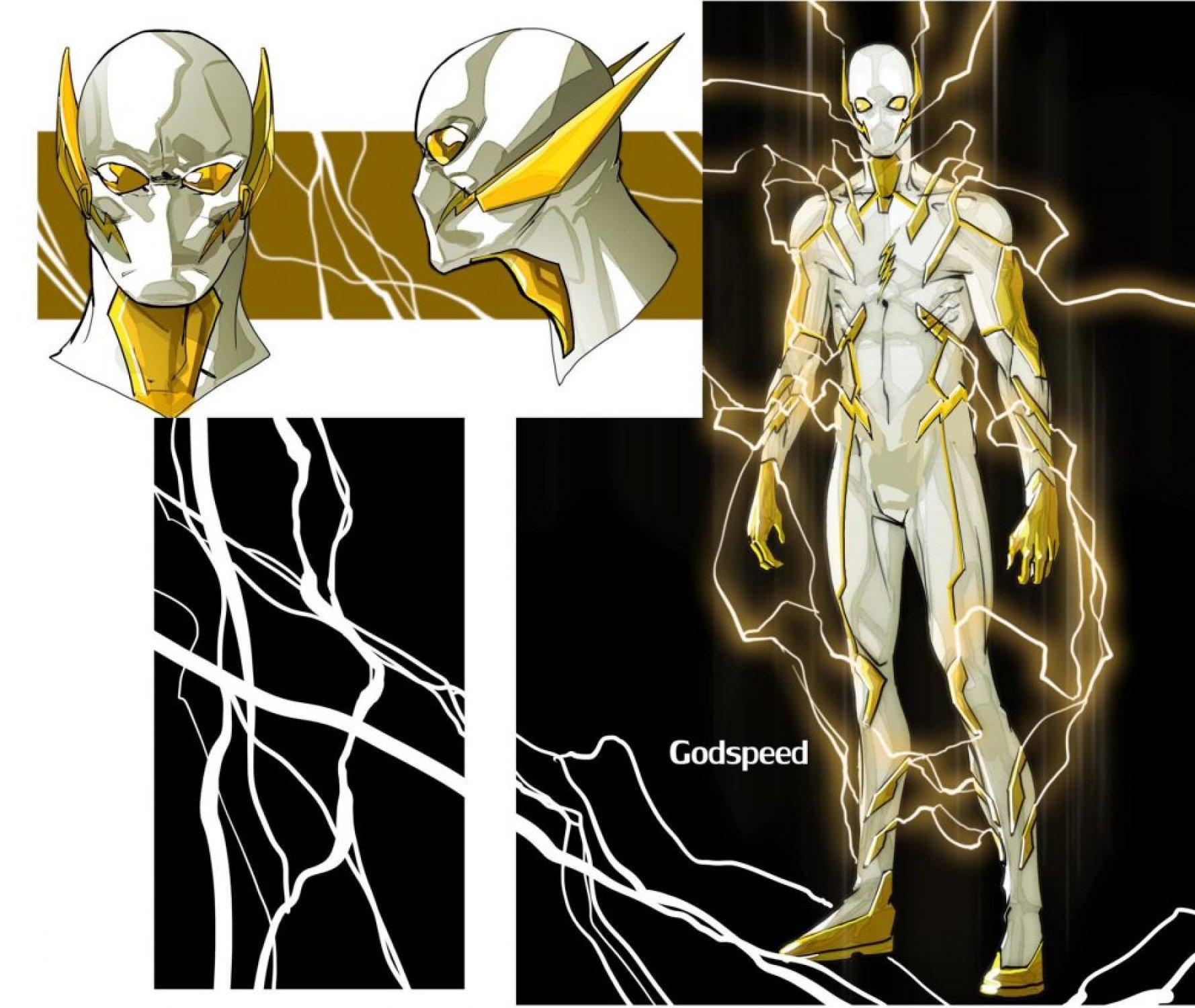 The Flash, teaser 02 di Carmine di Giandomenico