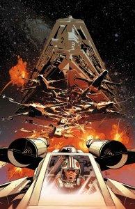 Star Wars #22, copertina di Mike Deodato Jr.