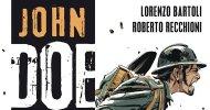 BAO Publishing presenta John Doe vol. 2 di Bartoli e Recchioni – anteprima