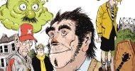 BAO presenta La Saga dei Bojeffries di Alan Moore e Steve Parkhouse – anteprima