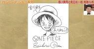 One Piece Film Gold: Eiichiro Oda per la prima volta ospite alla TV giapponese