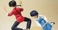 Ranma 1/2: Bandai realizza una serie di action figure