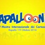 Paola Barbato, Fabio D'Auria e Davide Aicardi a Rapalloonia 2016
