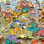Chrono Don Rosa #34 – La Saga di Paperon de' Paperoni, capitolo 4: Il re di Copper Hill