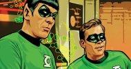 DC Comics, IDW – le prime pagine di Star Trek/Green Lantern: Stranger Worlds