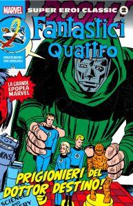 Super Eroi Classic 2, copertina di Jack Kirby