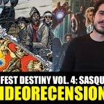 SaldaPress, Image – Manifest Destiny vol. 4: Sasquatch, la videorecensione