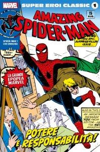 Super Eroi Classic 1, copertina variant