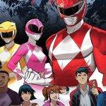 BOOM! Studios: le origini dei Power Rangers rivisitate in una nuova serie