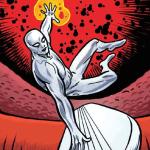 Marvel: Dan Slott e l'incontro tra Silver Surfer e il nuovo Galactus, portatore di vita