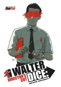 Walter dice: - Director's Cut, copertina di Lorenzo Magalotti