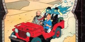 Tintin nel Paese dell'oro nero