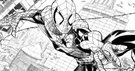Marvel, Spectacular Spider-Man: Peter Parker è un libro aperto per Adam Kubert