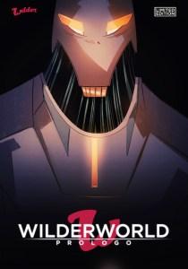 Wilderworld, copertina di French Carlomagno