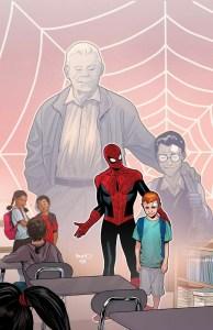 Spider-Man: Basta Bullismo, copertina di Paul Renaud