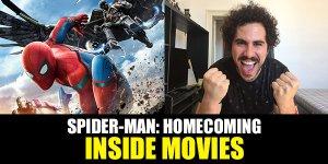 Inside Movies – Spider-Man: Homecoming, di Jon Watts