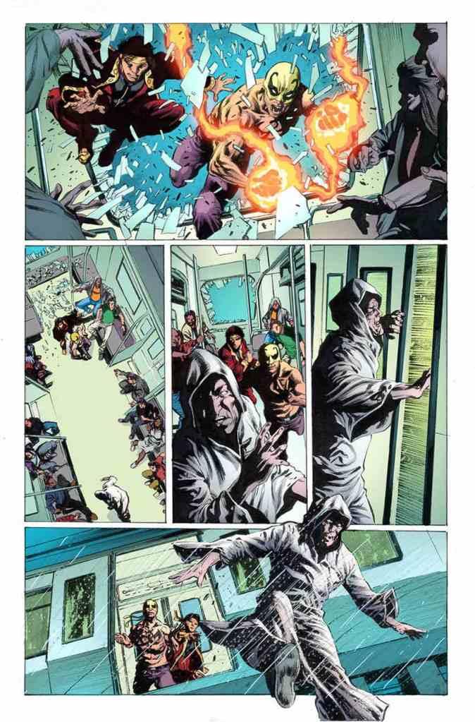 Iron Fist #6, anteprima 03