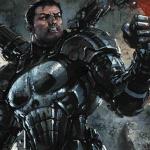 Marvel, Legacy: Punisher mette le mani sull'armatura di War Machine