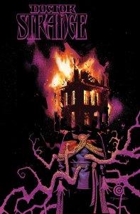 Doctor Strange #6, copertina di Chris Bachalo