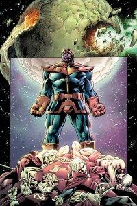 Infinity Entity #2, copertina di Alan Davis
