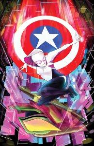 Spider-Gwen #6, copertina di Robbi Rodriguez