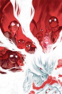 Web Warriors #5, copertina di Julian Totino Tedesco