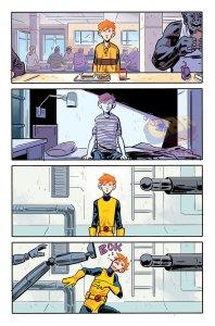 Worst X-Man Ever #2, anteprima 4