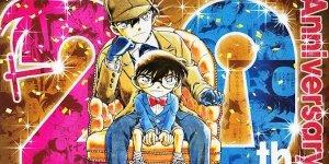 Detective Conan: 20 eventi per celebrare 20° anniversario della serie animata