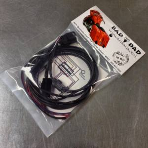 2014 Touring Wiring Harness | Bad Dad | Custom Bagger Parts for Your Bagger