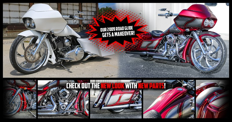bad dad custom bagger parts for your