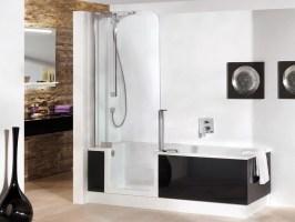 Dusch  und Badewannen Kombinationen   Der Problemlöser für ...