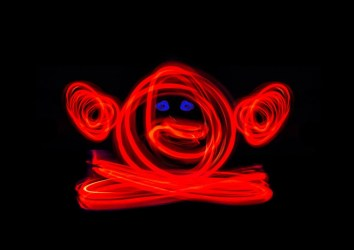 Light Painting 0500 - 2015
