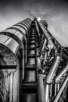 Lloyds Building - Ready For Take Off