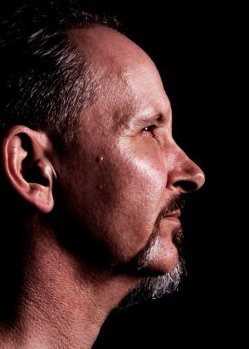 Tony Curd, 50 Shades in profile