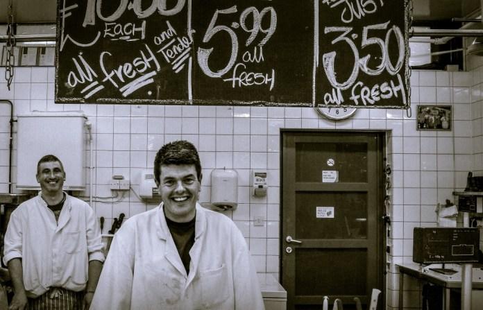Smiling Butcher - Chelmsford Market