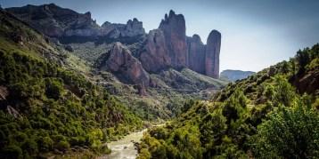 The Mallos de Riglos, Guardians of the Pyrenes