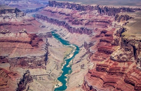Copper Colorado - Grand Canyon, Simon Darney, 2005 (2)