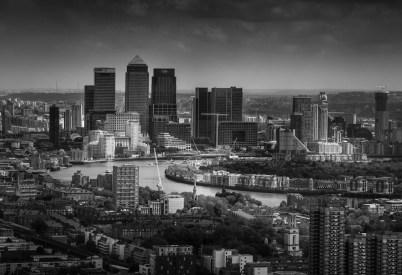 Canary Wharf, Andy Webb