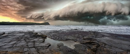 Bay of Storms, Peter Rockliffe