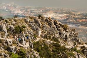 High on a mountain path 2 - Dave C