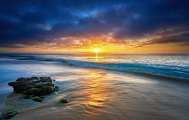 Ray of Light, Peter Rockliffe