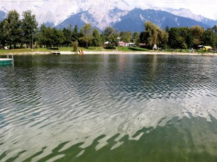 Der Badesee-Sommer ist beendet. Foto: Knut Kuckel / #tirolbayern