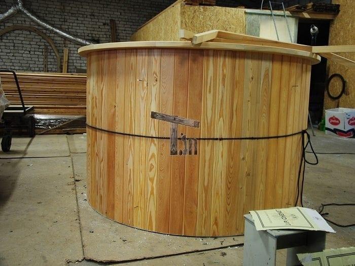 Holzverkleidung-3 Montage