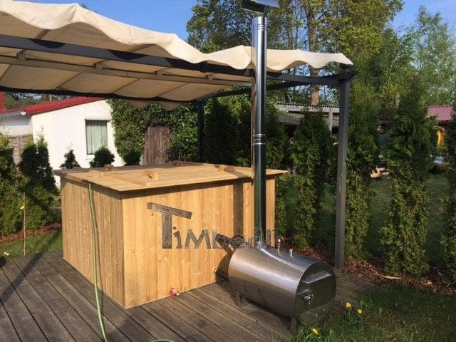 Badetonne Eckig Micro Pool Für 16 Personen! Party Tub, Josef, Gneven, Deutschland (2)