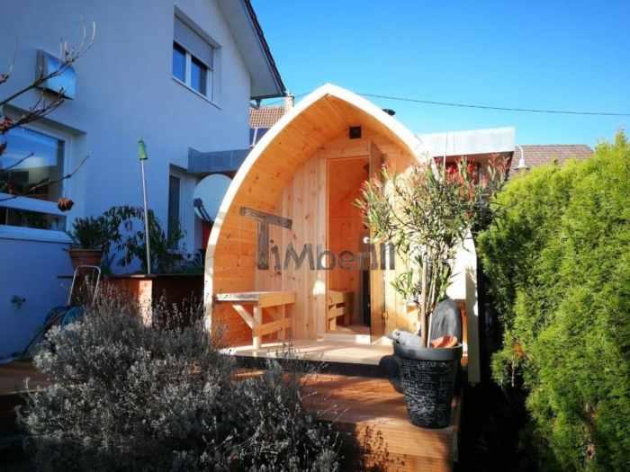 Außensauna-für-Garten-Iglu-Design-Peter-Horgenzell-Deutschland-3-700x525 Außensauna für Garten Iglu Design, Peter, Horgenzell, Deutschland