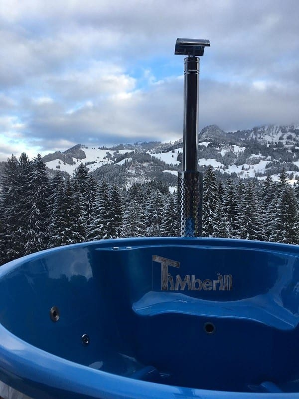 Badefass-gfk-Thermoholz-mit-integriertem-Ofen-Wellness-Royal-Marc-Oberthal-Schweiz-5 Badefass gfk Thermoholz mit integriertem Ofen Wellness Royal, Marc, Oberthal, Schweiz