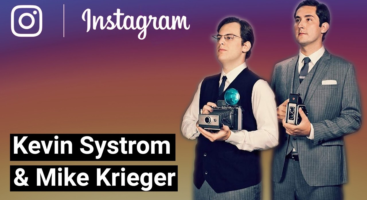 Instagram Founders: A brief look into their story - BadFive